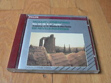 "Marriner - Mozart : Symphonies Nos. 32, 39 & 41 ""Jupiter"" - CD Philips W.Germany"