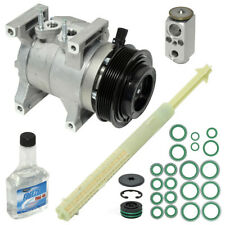 A/C Compressor & Component Kit UAC fits 11-12 Jeep Grand Cherokee 3.6L-V6