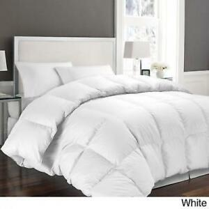 Hotel Collection European White Down Lightweight Twin Comforter