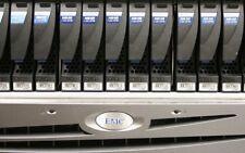 EMC CLARiiON CX-4PDAE CX CX4 Series DAE  15x 500GB 7.2K CX-SA07-500 Drives 7.5TB