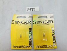 Stinger Xenon Replacement Bulb 75914 100A886H02 Lot of 2 (NIB)