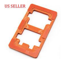 Samsung Galaxy S5 LCD Outer Glass UV Glue (LOCA) Alignment Mould Mold USA