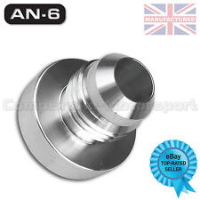 AN -6 (AN6 -6 JIC AN 06) Male Aluminium Weld On Fitting Round Base