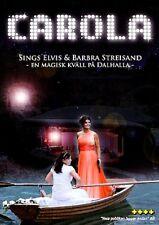 "Carola - ""Live At Dalhalla"" - DVD"