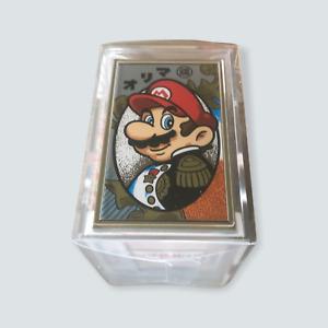Nintendo 'Mario' Hanafuda Cards - Genuine/New/Traditional Japanese Card Game 🐙