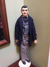 Gone With The Wind Franklin Mint Heirloom RHETT Porcelain Doll