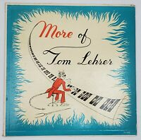 Tom Lehrer - More Of Tom Lehrer Vinyl LP The Elements Poisoning Pigeons TL 102