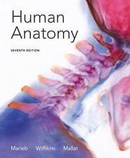 Human Anatomy by Jon B. Mallatt, Elaine N. Marieb and Patricia Brady Wilhelm...