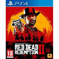 Red Dead Redemption 2 PS4 PLAYSTATION New and Sealed RDR2