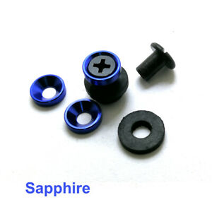 Colorful SUS304 Phillips Chicago Screws Kydex Holster hardware OWB belt screws