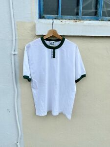 Vintage Dartmouth Co-Op White and Green T Shirt