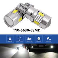 2x T10 High Power = 6000K LED Nebelscheinwerfer Scheinwerferlampe Weiße Lampe