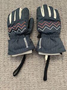 Rossignol Kids Ski Gloves Soze 8