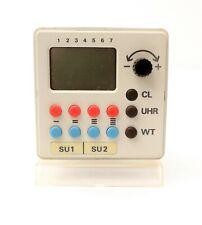 VIESSMANN 9509259 (M III-E) Digitaluhr, 2 Jahre Garantie