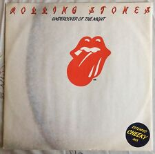 "ROLLING STONES,UNDERCOVER OF THE NIGHT,VINTAGE 12"" 45rpm,EXCELLENT CONDITION"