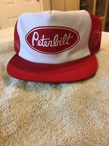 Vintage Peterbilt Baseball Cap