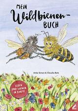 Mein Wildbienen-Buch - Anke Simon -  9783957862266