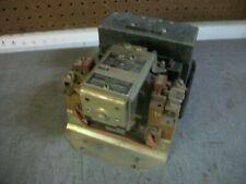 Square D Size 2 Motor Starter 8536do1 45amp 440vcoil 3ph 600v 25hp