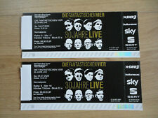 Tickets Die Fantastischen Vier, 30 Jahre Jubiläumstour FANTAS Stuttgart 12.6.21