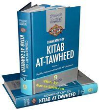 Commentary on Kitab At-Tawheed (2 Vol.)