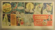 Camel Cigarette Ad: Circus Star Anne Rasso Third Size Page