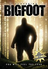 NEW Discovering Bigfoot (2018) (DVD)