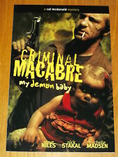 CRIMINAL MACABRE MY DEMON BABY CAL MCDONALD VOL 5 DARK HORSE GN 9781593079086