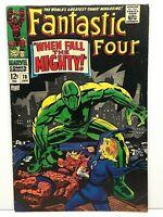 Fantastic Four #70 Silver Age Comics! Marvel 1968 FN/FN+