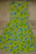 Lilly Pulitzer Too Jays Dress  Sz 3T Little Girls Toddlers 🔥Toojays