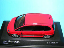 Minichamps Opel Contemporary Diecast Cars, Trucks & Vans
