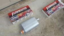 Flow master Original 40 - Series 42441 street muffler (pair) Brand New