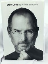 Steve Jobs by Walter Isaacson 2011, Hardcover Book