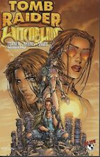 Tomb Raider / Witchblade Special No.1 / 1997 Michael Turner