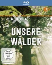 Terra X: Unsere Wälder Blu-ray Neu und Originalverpackt