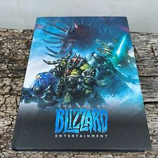 The Art of Blizzard Entertainment Book, World of Warcraft, Starcraft, Diablo
