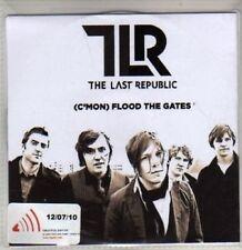 (BT710) The Last Republic, C'Mon Flood The Gates - DJ CD