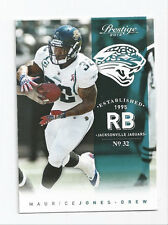 Maurice Jones-Drew Jaguars 2012 Prestige #86