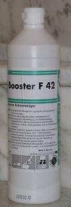 Linker Booster F42 Grundreiniger Gastronomie Lebensmittelindustrie 1 Liter