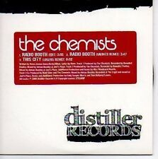 (N340) The Chemists, Radio Booth - DJ CD