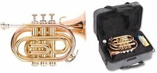 Odyssey ocr100p BB POCKET TRUMPET OUTFIT in caso di ABS