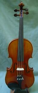 Nice Otto Glaesel 4/4 German Violin Outfit