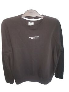 WEEKEND OFFENDER jumper black