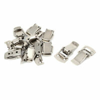 Cases Boxes Chest Stainless Steel Spring Draw Toggle Latch Catch 10pcs