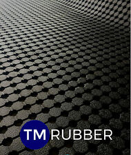 Rubber Perforated Mat Ute Matting Flooring W1830mm X D10mm sold p/m FREE FREIGHT