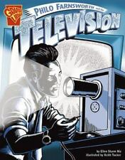 Philo Farnsworth and the Television: By Niz, Ellen S.