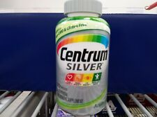 Centrum SILVER Adult 50+ Multivitamin 325 ct. Tablets, Exp 06/19