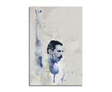 90x60cm PAUL SINUS Splash Art Gemälde Kunstbild Freddie Mercury V Aqua
