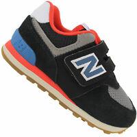 New Balance 574 Kleinkind-Sneaker Klettverschluss-Schuhe Turnschuhe Halbschuhe