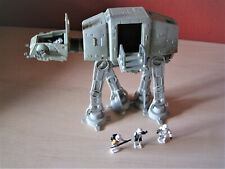 Star Wars Action Fleet  IMPERIAL AT-AT V3 mit Figuren Top!