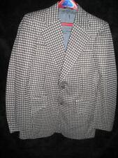 Vtg 60 70S Mens Nos 39 Prestige West Western Cowboy Suit Polyester Blazer Jacket